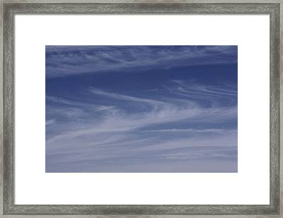 Reach For The Sky 26 Framed Print by Mike McGlothlen