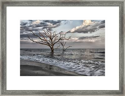 Reach For The Sky II Framed Print by Mike Lang