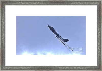 Reach For The Skys Framed Print