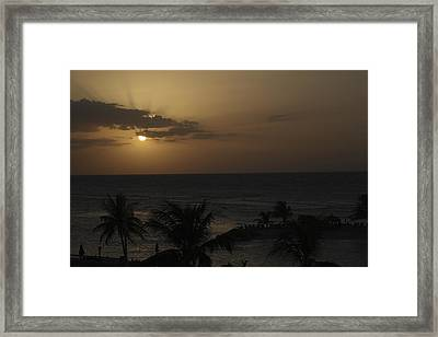 Framed Print featuring the photograph Reaching For Heaven by Melanie Lankford Photography