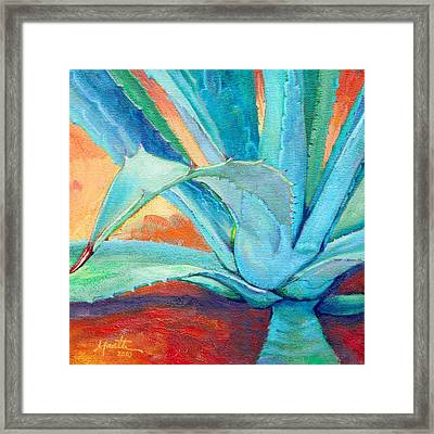 Reaching Out Framed Print by Athena  Mantle