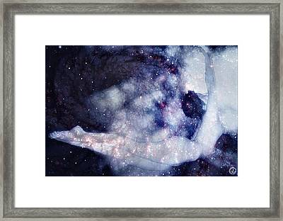 Reaching The Stars Framed Print by Gun Legler