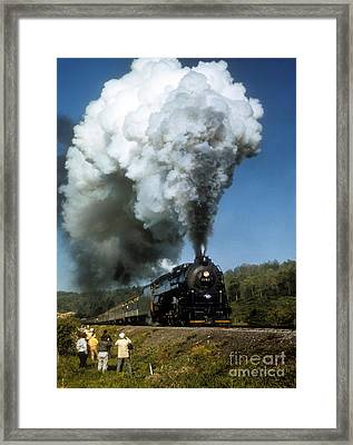Framed Print featuring the photograph Reading 2102 In Virginia by ELDavis Photography