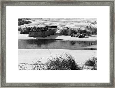 Ready For Spring Framed Print