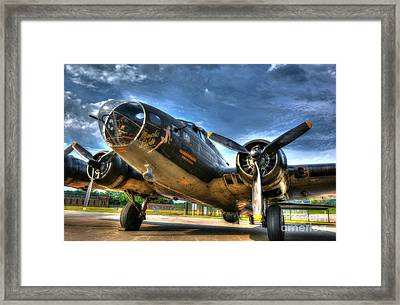Ready For Takeoff 3 Framed Print