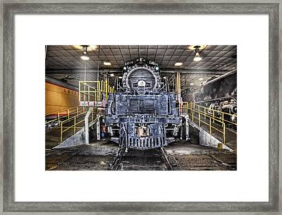 Framed Print featuring the photograph Ready To Begin My Restoration by Ken Smith