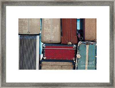 Ready To Go Framed Print by Dan Holm