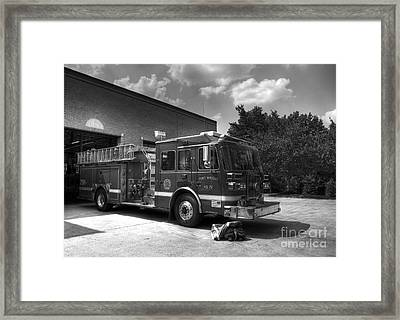 Ready To Roll 2 Framed Print