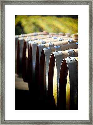 Ready To Roll Framed Print by John Monteath