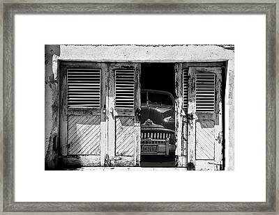 Ready To Roll Framed Print by Larry Butterworth