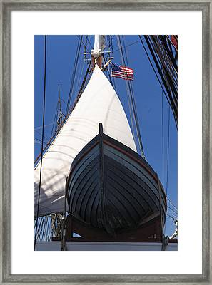Ready To Save Framed Print by Scott Campbell