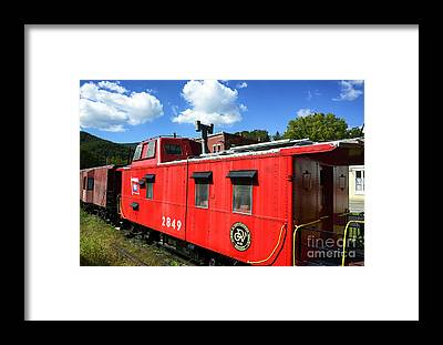 Designs Similar to Really Red Caboose