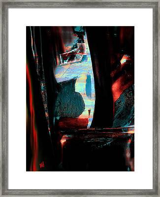 Reasons- Ewf Series 5 Framed Print by Yul Olaivar