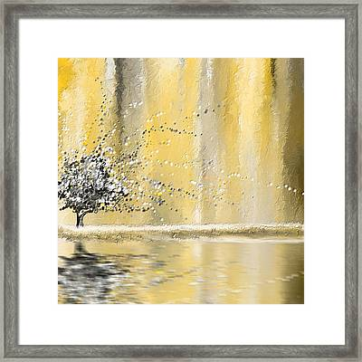 Reawakening Framed Print by Lourry Legarde
