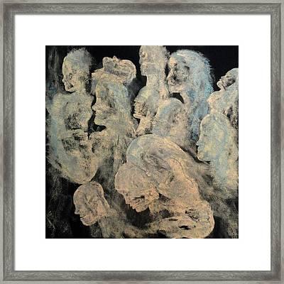 Rebirth Framed Print by Katie Black