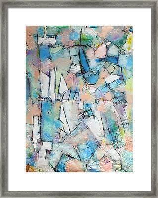 Rebirth Of Wonder   Framed Print by Hari Thomas