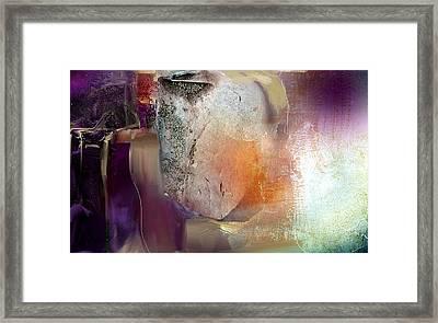 Reborn Framed Print