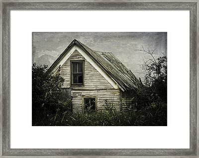 Reclaimed  Framed Print