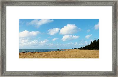 Framed Print featuring the photograph Reclamation 8 by Amar Sheow