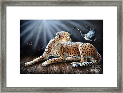 Reclusion  Framed Print