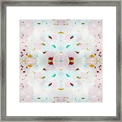 Recombinant Mandala 2 Framed Print