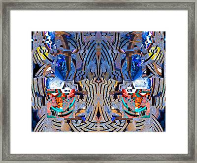 Reconciliation Asks You 2013 Framed Print by James Warren