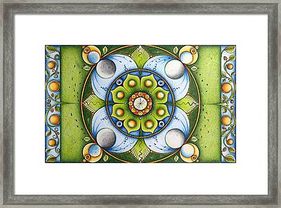 Reconciliation Framed Print