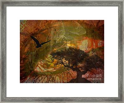 Recurring Dream Framed Print by Jessie Art