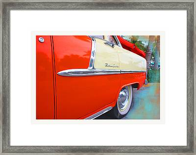 Red Bell Framed Print by Doug Walker