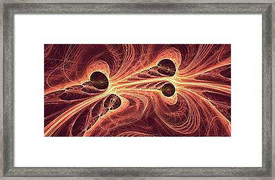 Red Current Framed Print