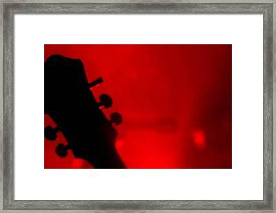 Red Light District Framed Print by KBPic
