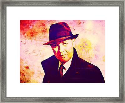 Reddington Framed Print