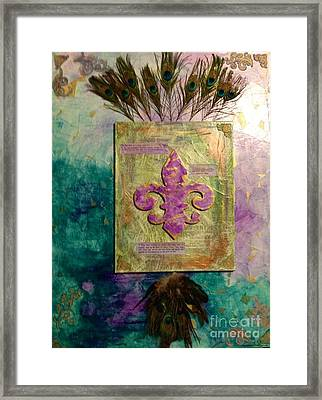 Redeeming The Time Framed Print by Michelle Bentham