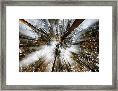 Redemption Framed Print by EXparte SE