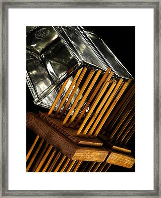 Reed Diffuser Framed Print