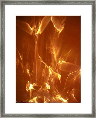 Framed Print featuring the photograph Reflected Angel by Leena Pekkalainen