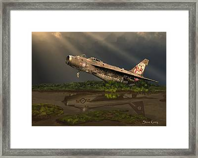 Reflected Glory Framed Print