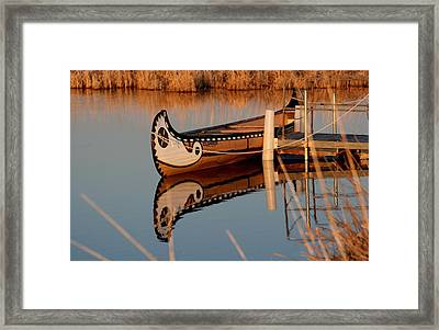 Reflected Framed Print