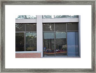 Reflection 1 Framed Print by Shawn Marlow