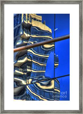 Reflection 10 Framed Print by Jim Wright