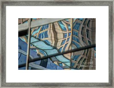 Reflection 15 Framed Print by Jim Wright
