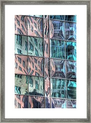 Reflection 19 Framed Print by Jim Wright