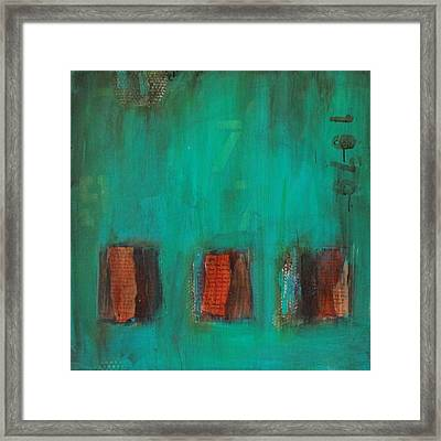 Reflection 1979 Framed Print