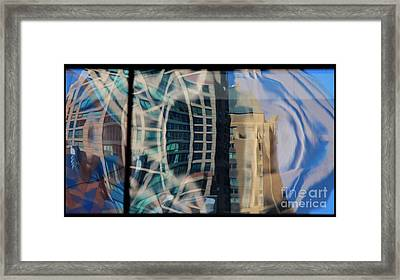 Reflection 23 Framed Print by Jim Wright