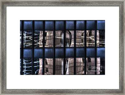 Reflection 26 Framed Print by Jim Wright