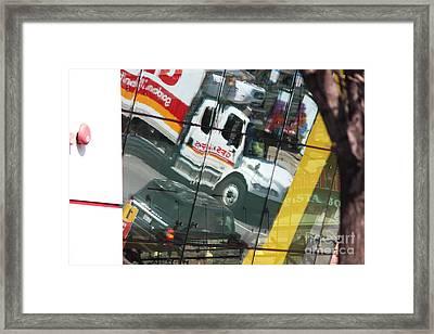 Reflection 30 Framed Print