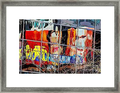 Reflection 31 Framed Print by Jim Wright