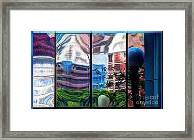 Reflection 33 Framed Print by Jim Wright