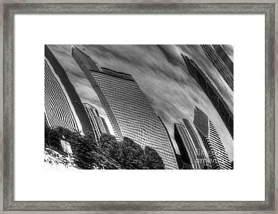 Reflection 36 Framed Print by Jim Wright