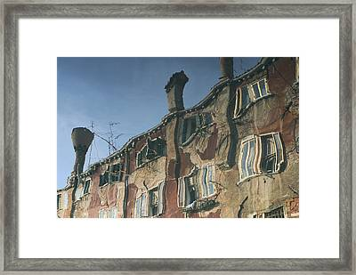 Reflection 6 Framed Print